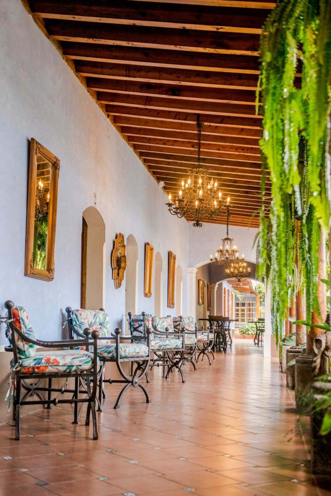 Hoteles Antigua Guatemala Parque Central Calle del Arco