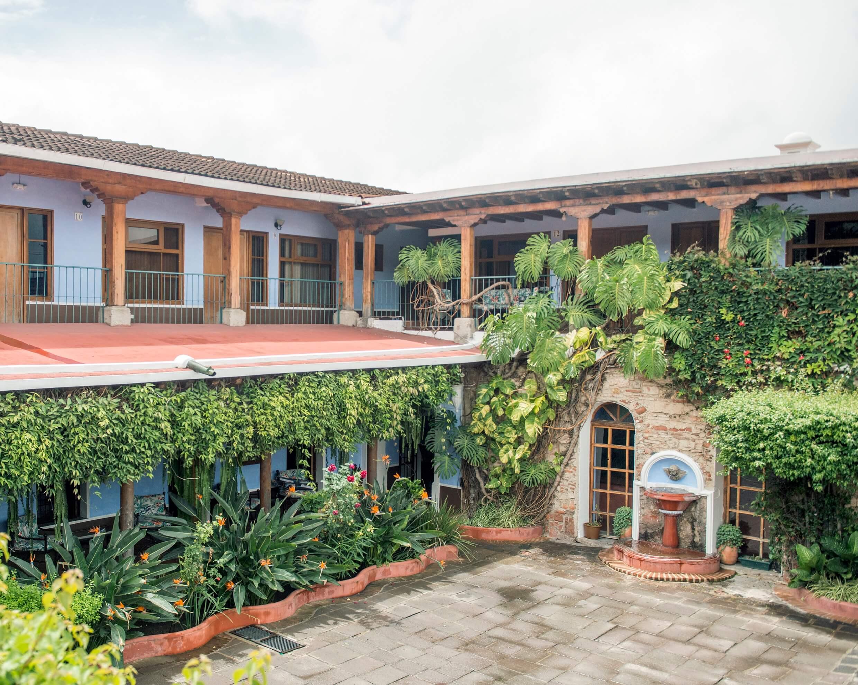 Hoteles Antigua Guatemala